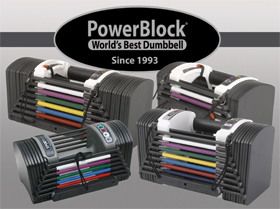 FIND POWERBLOCK DUMBBELLS HERE